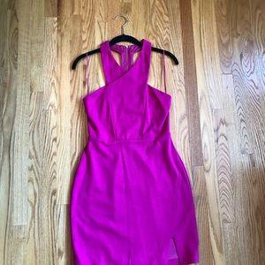 Express Dresses - Magenta Express Dress